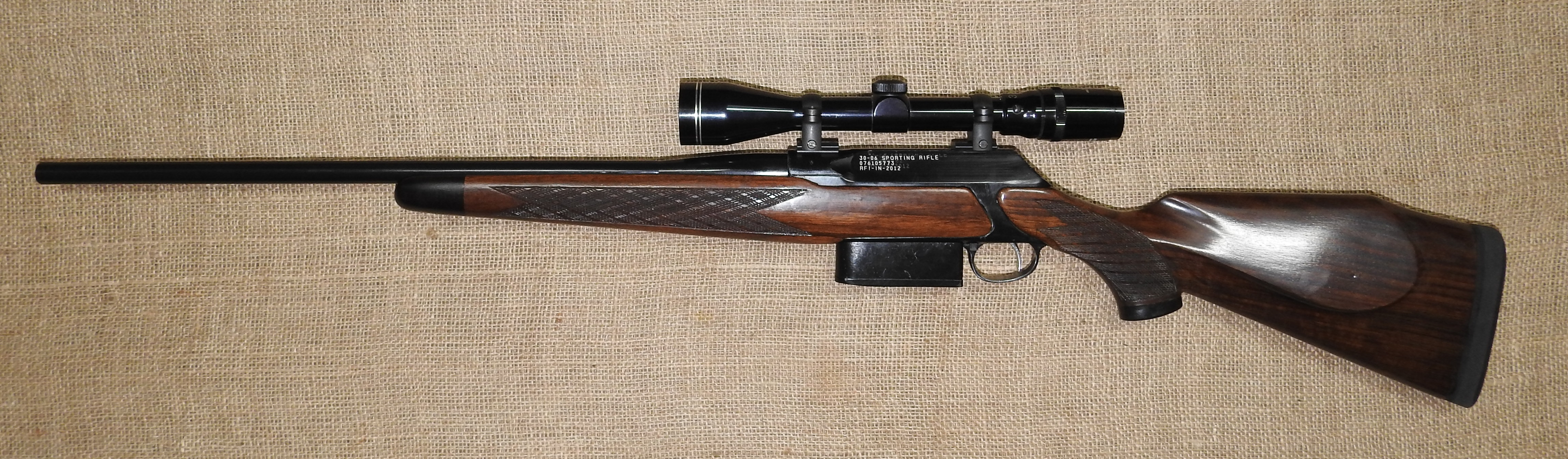Iof 30 06 Sporting Rifle Guns Amp Tackle
