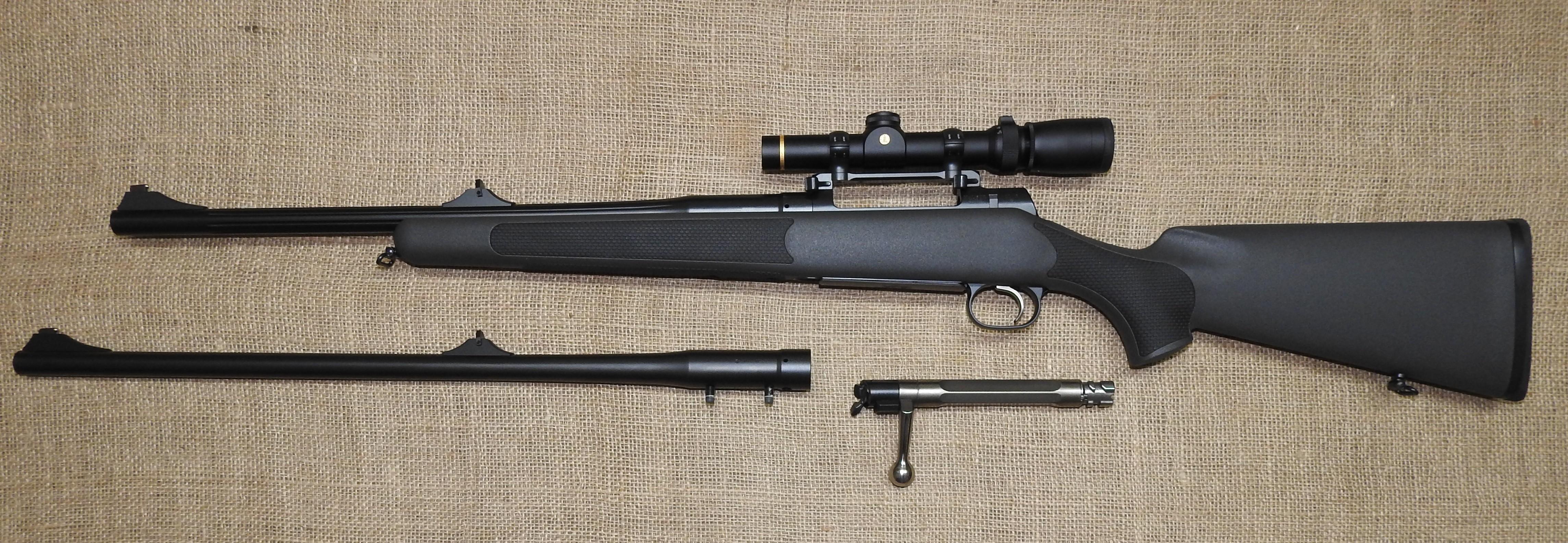 Mauser MO3 | Guns & Tackle